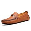 Wit Пытается повседневная обувь мужская мода Горох обувь вождения обувь H47C7601 красновато-коричневый 40 обувь garsing деверсант