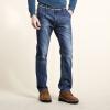 Camel (верблюд) Мужская талия микро-бомба прямые брюки моды случайные синие джинсы мужские X6X316114 38 брюки мужские camel