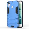 Синий Slim Robot Armor Kickstand Ударопрочный жесткий корпус из прочной резины для HTC Desire 10 Pro кофточка quelle b c best connections by heine 32792