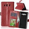 Браун Стиль Классический Флип Обложка с функцией подставки и слот для кредитных карт для Samsung GALAXY J3 Pro браун стиль классический флип обложка с функцией подставки и слот для кредитных карт для asus zenfone 3 zs550ml