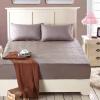 Yalu бесплатное постельное белье хлопок захват кровать lin двуспальные кровати 1.5 m кровать для серебристо-серого 150cm * 200cm
