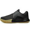 NIKE Nike мужская баскетбольная обувь низким, чтобы помочь в борьбе с ZOOM ЖИВОЙ EP 852420 черный 43 eplutus ep 1104 в тамбове
