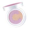 Maybelline (MAYBELLINE) прилив хороший цвет крем цвет бис подушечка 02 принять легкий фиолетовый + Nude 10г (BB увлажняющий крем обнаженной макияж маскирующее защитная изоляция) круто покрытие слишком прохладно для школы тройной bb крем spf30 pa 1 ivory bb крем маскирующее высокий увлажняющий солнечный свет
