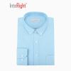 рубашка в стиле оксфорд tcarox INTERIGHT мужская рубашка  с длинными рукавами оксфорд