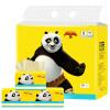 Пятно ткань (BABO) небеленая бумага качество насосного бамбук Kung Fu Panda слой 3 120 6 * насосный пакет ткани лица (маленький размер) соя kui fu 400g 3 1200