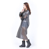 СЯНЬФОНЛЯНЬ прозрачная взрослая непромокаемая одежда, плащ; дождевик, водоупорная спецодежда для путешествия, дрейфа пальто anernuo одежда непромокаемая