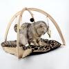 Зай Зай Ji Китти Кэт игровая комната игровая комната палатка умный кот раздел игрушка Жираф игровая палатка sland веселая почта 842045