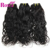 Grade 7A Malaysian Virgin Hair Water Wave 3Bundles Deals Wet and Wavy Virgin Hair Extension Human Hair Unprocessed Natural Curly 7a grade affordable malaysian virgin