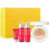 Мечта макияж (Mamonde) ню макияж подарочной коробке 02 (воздушная подушка BB + очищающее масло + порошок слойка) (увлажняющий консилер Подарочный набор)