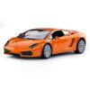Star (Rastar) Lamborghini Gallardo LP560-4 статическое моделирование 1:20 модель автомобиля 34500 Orange
