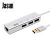 JASUN USB3.0 сетевой адаптер с HUB/концентратор для Apple vention usb адаптер 3 0 конвектор hub концентратор