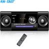 (SAST) 7037A Мультимедиа Аудио Мини-ТВ Аудио DVD-плеер CD-плеер 2.0 Сабвуфер Active Combination Audio (черный)