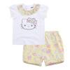 HELLOKITTY детская с короткими рукавами костюм пиджак KA722BA18W0110 это белые шорты из 100 детская обувь для дома hellokitty 14623