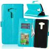 BlueStyle Classic Flip Cover с функцией подставки и слотом для кредитных карт для Asus Zenfone 3 Deluxe ZS570KL смартфон asus zenfone 3 deluxe zs570kl 64gb gold 2g008ru