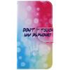 Дизайн отпечатков пальцев PU кожа флип крышку кошелек карты держатель чехол для LG NEXUS 5X nexus confessions volume two