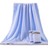 Вогезы Jie Ю. хлопковые полотенца, банные полотенца семьи пакет товаров по-прежнему ясно, Добби взрослых мужчин и женщин, бытовые полотенца * 1 * 2 Подарочный набор + розовый полотенце