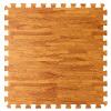PE Матильда имитация дерева мат мат мат ползет ребенок восхождение площадку пены площадку сшивание 30 * 30 * 1 см (9 шт) лопата truper pcl pe 31174