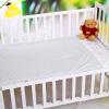 Привет ребенок Бамбук волокна ребенка постельные принадлежности тонкой секции камвольные новорожденных постельного белья кроватки ребенка кроватки 128 * 78 см синий