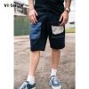 Village Roadshow viishow случайные шорты шорты мужские инструментальные сумки ударил цвет темно-синий XL Мужские шорты ND11881721 шорты grishko шорты