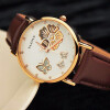 2017 Wrist Watch Women Ladies Brand Famous Female Wristwatch Clock Quartz Watch Girl Quartz-watch Montre Femme Relogio Feminino fashion brand hello kitty quartz watch children girl women leather crystal wrist watch kids wristwatch cut lovely clock e3570