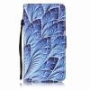 Blue Dazzle Дизайн PU кожа флип Обложка Кошелек для карты памяти чехол для LG Stylus LS770 какую карту памяти для lg a258