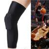 MyMei Sprots Honeycomb Pad Antislip Basketball Leg Knee Long Sleeve Protector Gear