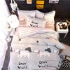 Fir Постельные принадлежности Домашний текстиль Хлопчатобумажная кровать Кровать из четырех частей Хлопчатобумажная кровать Haidian Sweetheart 1,5 м / 1,8 м