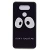 Не трогайте меня Pattern Мягкий тонкий ТПУ резиновый силиконовый гель Дело Чехол для LG G5 чехлы для телефонов with love moscow силиконовый дизайнерский чехол для lg g5 макаронс