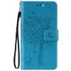 Blue Tree Design PU кожа флип Обложка Кошелек Карты Держатель чехол для WIKO LENNY 3 защитное стекло для highscreen easy s s pro