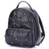 奥康(Aokang)女士双肩包背包女包包休闲商场同款日韩简约 8613301131 黑色