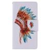 Индийский дизайн Hat из искусственной кожи с откидной крышкой Кошелек для карты Держатель для SONY M5 индийский дизайн hat из искусственной кожи с откидной крышкой кошелек для карты держатель для google pixel