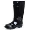 [Супермаркет] Jingdong назад мужские сапоги Высокие сапоги непромокаемые обувь не скользит на открытом воздухе сапоги галоши HXL838 черные высокие канистра 44 ярдов le royal кружева моды на высоких каблуках непромокаемые сапоги воды обувь g003 белый 39 ярдов