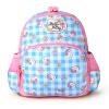 Hello Kitty (HelloKitty) KT1046 девушки Schoolbag спинальной питомник уход милые девочки рюкзак обременяет светло-голубой