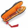 Акация (LOVEBIRD) Hulu шелковый инструмент три тона C настроенный медный красный махагон пряжка Hulu шелковый этнический оркестровый инструмент начинающий XS2039