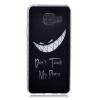 Плохой смех шаблон Мягкий чехол тонкий ТПУ резиновый силиконовый гель чехол для SAMSUNG Galaxy A3 2016/A310