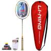 LI-NING ракетка для бадминтона 3U полный углерод ракетка для бадминтона ласточка 3