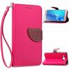 Розовый Дизайн Кожа PU откидная крышка бумажника карты держатель чехол для Samsung Galaxy J7 красный дизайн кожа pu откидная крышка бумажника карты держатель чехол для samsung galaxy j7