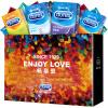 Набор мужских презервативов Durex, 40 шт. презервативы 180pcs durex 15boxes 12 qqap 006