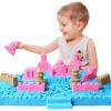 Ming башня (MING TA) 3 фунта загружены три цвета смешивания пространство жизнеспособность песочного цвета грязи костюм детские игрушки DIY дисней disney детские игрушки мороженое торт свет глины грязи цвета пластилина пространство костюм ds 1613