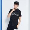 Semir Semir с короткими рукавами рубашки с короткими рукавами рубашки печати лето мужская мода рубашка 13216041281 черный S рубашки liotti moda рубашка