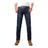 lucassa джинсы мужские прямые брюки талия джинсы мужские 702-8018 джинсовые синие 29