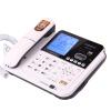 Zhongnuo (CHINO-E) G076 подключение к компьютеру записи, с записью с депозитом, большой емкости записи телефонной базы машины / обслуживания клиентов бизнес-офис фиксированный телефон элегантный белый