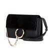 Mingxia Mingxia женской моды случайные плеча сумка сумки Сумка женская Корейский кольцо цепи небольшой площади пакет MZ8577C коричневый осенние листья
