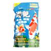 Трое друзей, США музыка туры плавающей рыба корм пищи Koi золотой рыбка зерно специализированной системы тонкого пищевой 100г
