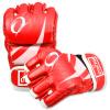 Конкурирующие фракции взрослые профессиональные боксерские перчатки половину палец перчатки Санда Муай Тай MMA перчатки UFC бой перчатки боевой подготовки перчатки 1azaliya перчатки