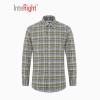 цена  INTERIGHT мужская рубашка с длинными рукавами  онлайн в 2017 году