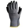 (Rockwell) NL1003 Нитриловые резиновые защитные перчатки Защитные перчатки Защитные перчатки Защитные перчатки Защитные перчаточные перчатки Рабочие перчатки 5шт Black M перчатки 1azaliya перчатки