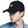 [Супермаркет] Jingdong Lan поэзия дождь M0240 бейсболки мужчина ВС шляпа удлиняя доверху крышку синей