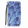 Blue Dazzle Дизайн PU кожа флип Обложка Кошелек для карты памяти чехол для Huawei Y6 Pro розовый слон дизайн pu кожа флип обложка кошелек карты чехол для huawei y6 pro