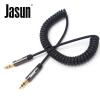 Фото Jason (JASUN) автомобильный аудиокабель AUX 2 метра 3,5-миллиметровый общий аудио кабель стерео стерео кабель поддержка мобильный телефон / планшет / компьютер / черный JS-064 планшет